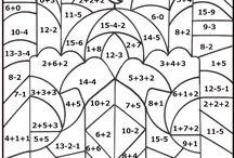 математические раскраски