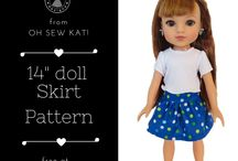 WellieWishers Doll Clothes Tutorials