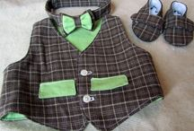 Sewing for little boys
