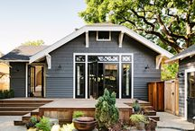 HOME- outdoor living / by Ashley Thalman