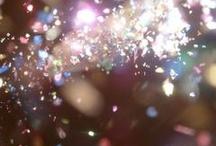 Glitter/Shine Prettiness / by Tricia Janzen