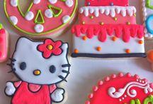 Decorated Cookie Jar