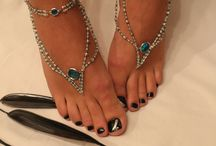 ♥ barefoot sandals ♥