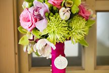 Bridal Bouquets / A Happily Ever After Floral in Jacksonville, Florida loves to create beautiful wedding flowers for your special day.