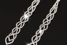 Stage Jewellery / Beautiful sparkly jewellery for stage performance, weddings and general gorgeousness.