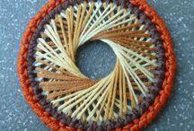 Spirograph crochet
