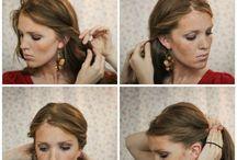 Updos/hair