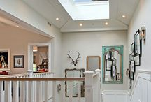 Skylights, clear roof patios