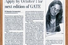 Apply By October 1 for Next edition Of Gate