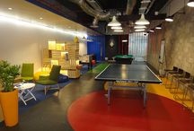 WITHIN :: Corporate Game Rooms / Fun rooms for corporate offices