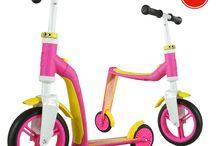 SCOOT & RIDE POJAZD HIGHWAYBABY 2w1: ROWEREK BIEGOWY I HULAJNOGA / Scoot & Ride Highwaybaby to innowacyjne rozwiązanie dla aktywnych dzieci. Jest to pierwszy na rynku prawdziwy pojazd 2w1 – hulajnoga i rowerek biegowy. Od teraz rodzice nie muszą wybierać pomiędzy jednym pojazdem a drugim! Scoot & Ride za pomocą jednego guzika zmienia się z wygodnego, bezpiecznego rowerka biegowego w łatwą w obsłudze hulajnogę. Highwaybaby to idealny pojazd dla najmłodszych, przeznaczony dla dzieci już od pierwszego roku życia. https://e-zabawkowo.pl/pl/producer/SCOOT-RIDE/204