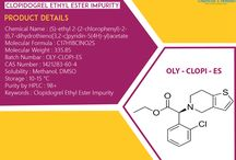Clopidogrel Impurity / Olympus Chemicals& Fertilizers is one of the well-known manufacturers, traders and suppliers of Clopidogrel Impurities in India. Our clients are from different verticals and can avail this product at affordable prices.  Visit @  https://www.olympusimpuritiesstandard.com/component/clopidogrel-impurity/