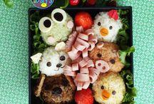 kawaii food *^* / So kawaii :>