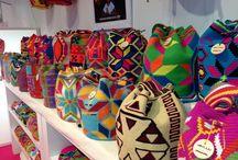Wayuu ★ Boho Bags / Handmade und Fair-trade | Wayuu Boho Bags