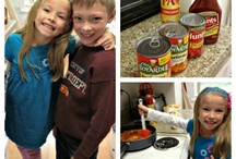 Baking and Cooking with KIds