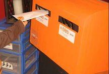 Sinterklaas en de postpieten