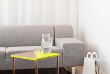 Scandinavian Eclectic Home \ / by JUURI Art