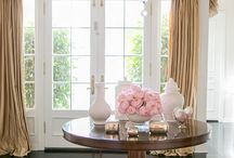 Chez Christina Zilber / Take a chic peek into the home of Christina Zilber, Founder and Creative Director of Jouer Cosmetics.  / by Jouer Cosmetics