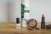 Test de Produits & Make-up Bio/Cruelty-free