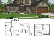 House plans / by Christle Simard