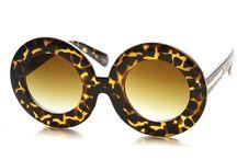 sunglasses women circle