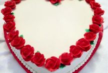 Heart Shape Cake Designs / This shape cake is made by using our Heart cake tin.