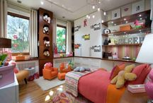 Kids' Nooks / Ideas to make your children's rooms as special as them