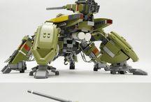 Lego mech?!