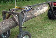 sawmill and workshop ideas