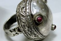central asia & near east jewelry