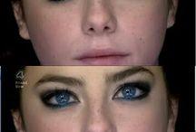 Makeup..