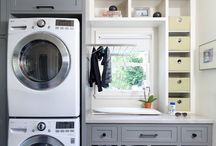 Áreas de serviço • Laundrys
