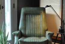 Chairs & Sofas / by Kathy Sperl-Bell