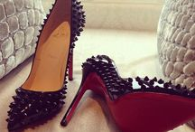 Shoes / Give a girl the right shoes and she can conquer the world!