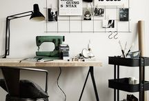 Office & craft room ideas