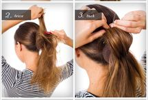 Acconciature / Hair and style