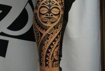 Tatuaże rękawy
