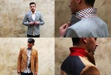 Pour Les Hommes / Men's Fashion / by Jacklyn Marceau
