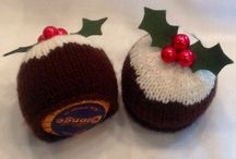 Christmas pudding covers