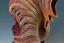 Escultura en tapiz