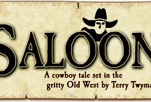 SALOON / The opening show of our 2013 season, SALOON by Terry Twyman is a gritty cowboy tale set in the Old West. / by Peninsula Players Theatre
