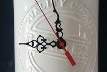 Clocks / Creative clock designs