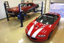 Garage Floor Sealers and Coatings