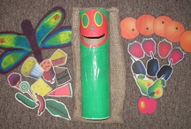 Eric Carle  crafts and activities