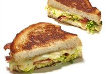 Sandwiches / by Dyanna Lee