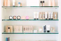 Makeup løsning