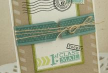 Crafty Cards & Tags - Papertrey Ink / by Kerian Burris