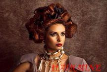 Ermi Sdrali / Hairstylist Ermi Sdrali