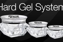 Hard Gel System - system żeli UV