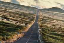 Road / All about road, journey and travel / by Lila Clow